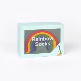DOIY Rainbow socks