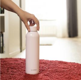 Quokka thermosfles pink powder  630 ml.
