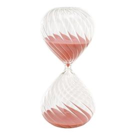 Pols Potten Sandglass swirl pink