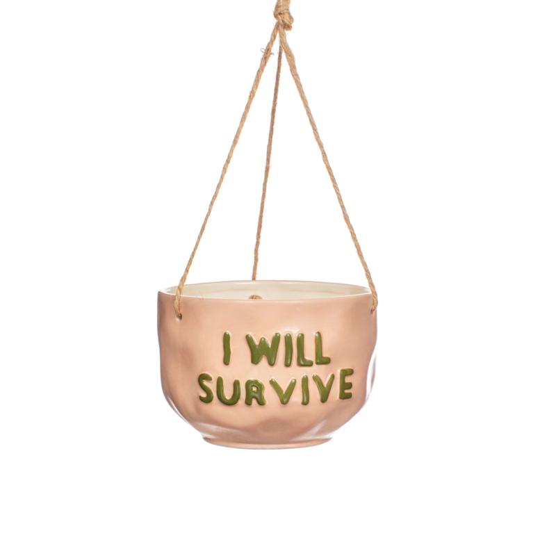 Hangpot 'i will survive'