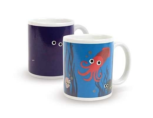 Under the sea morph mug
