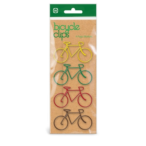 """Paperclip """"fiets"""""""