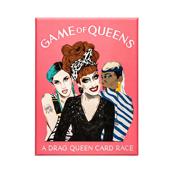 Game of queens by Laurence King