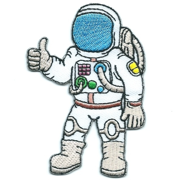 Patch astronaut