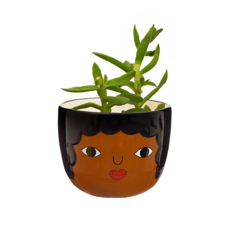 My kind of people mini planter Chantelle