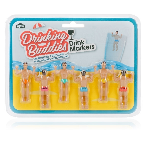 "Glassmarkers ""drinking buddies"""
