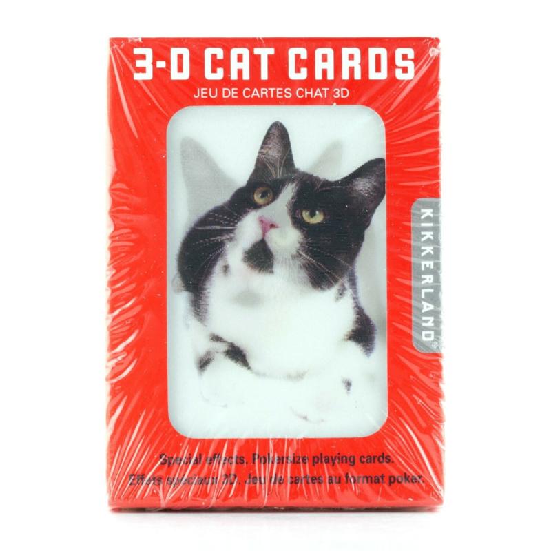 3D Kat Kaartspel