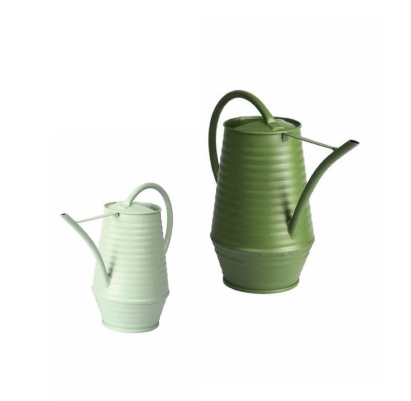 Gieter groen (2 kleuren)