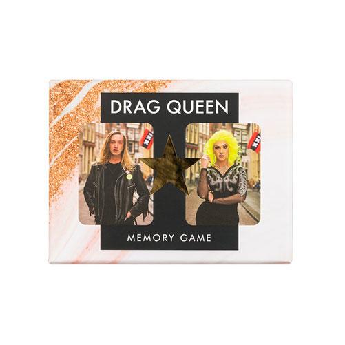 Drag Queen memory game