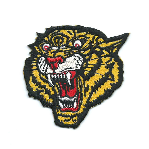 Patch tijger