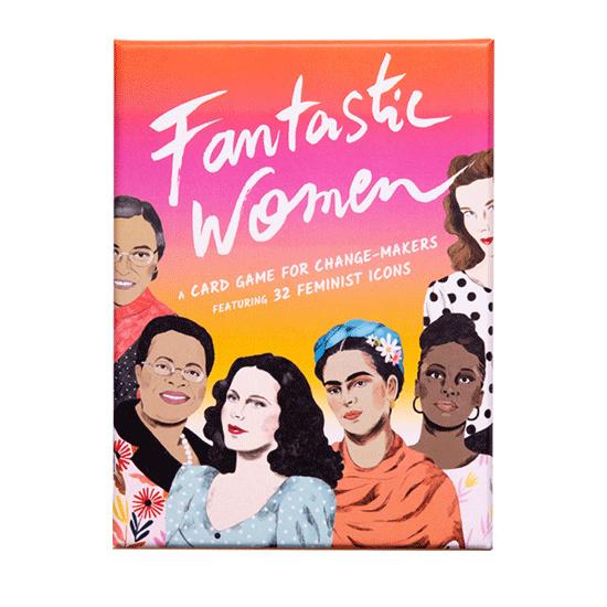 Fantastic Woman card game