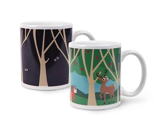 Woodland morph mug