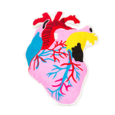 Kussen hart