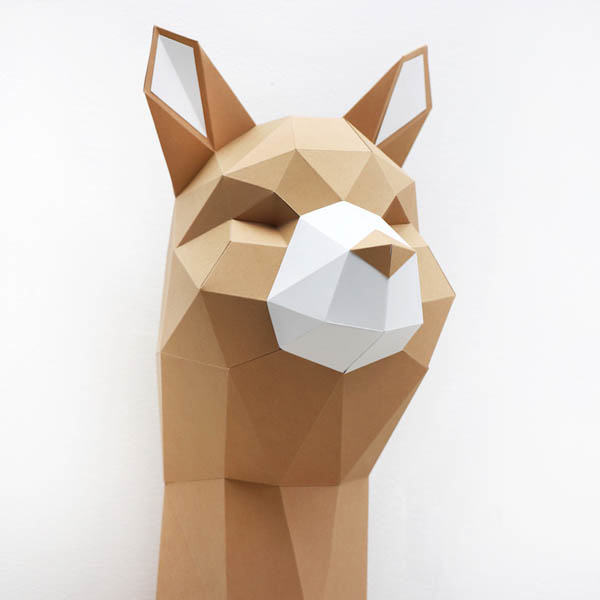 Assembli papieren Alpaca