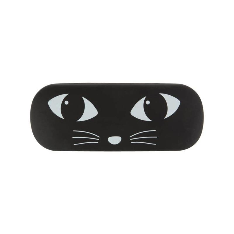 Brillenkoker Black Cat