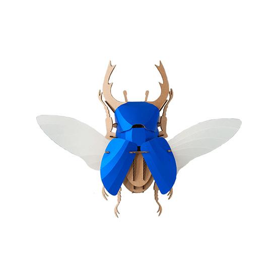 Assembli Stag Beetle Kit blue