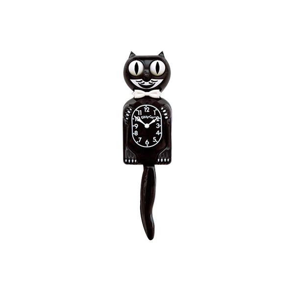 Original Kit Cat clock black S