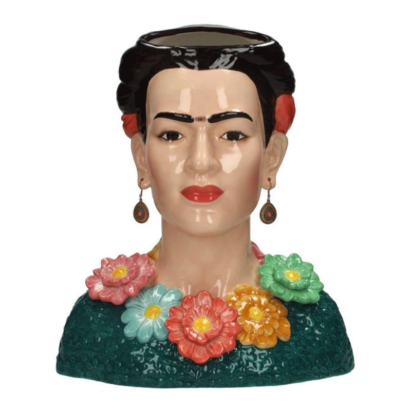 Vaas 'Frida Kahlo Flower'