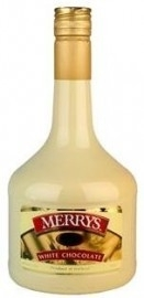 Merrys White Chocolate Cream ( 70cl )