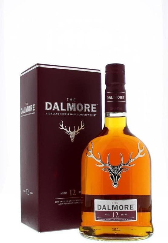 Dalmore 12 Years - 70 cl