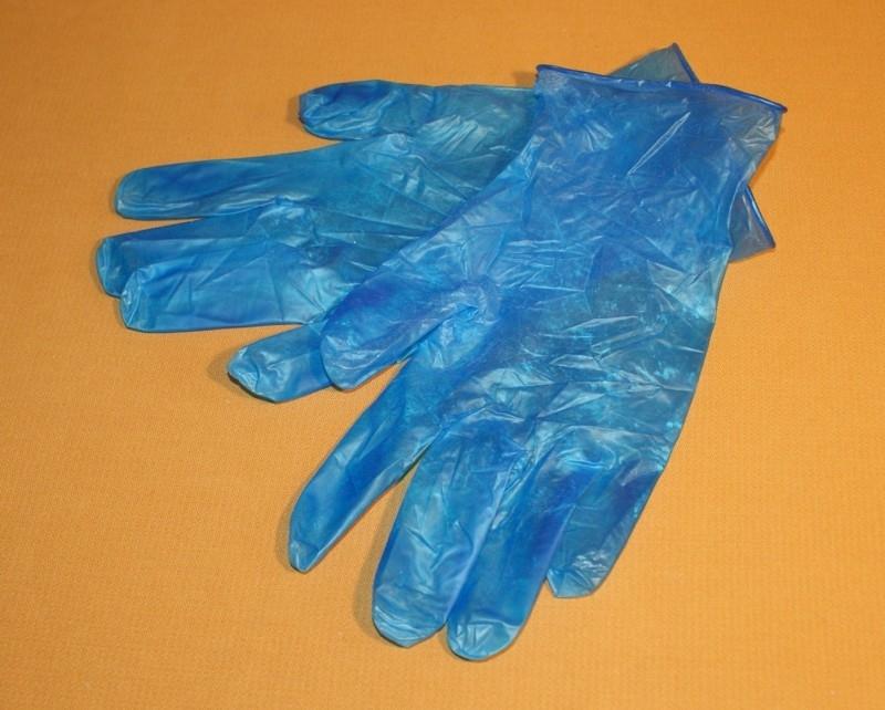 Vinyl handschoenen, 1 paar