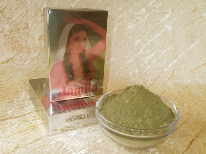 Jamila henna poeder 2019, 100 gram