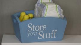 Opbergbak (klein)  'Store your Stuff'