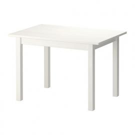 Set tafel & stoel (beschilderd)