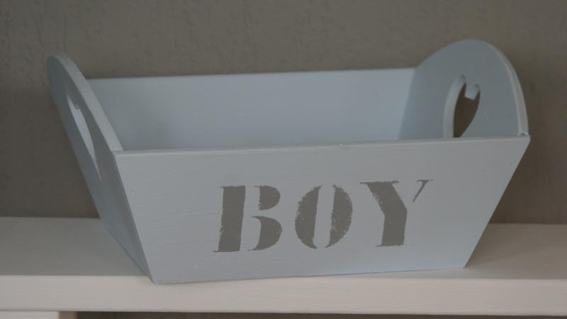 Dienblad (klein) Boy