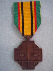 Belgische medaille, Militair strijder.