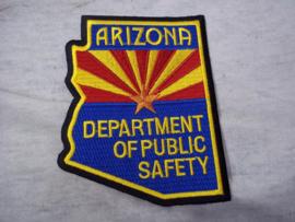 Badge, embleem Department of public safety Arizona