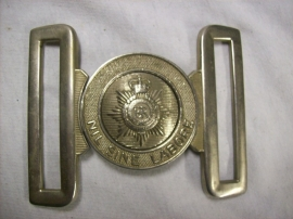 Buckle Royal Canadian Army Service Corps. Koppelslot ceremonieel Canada