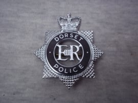 Engelse politie pet embleem  DORSET POLICE.