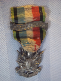 French medal ancien combattant 1870- 1871. Franse oud strijders medaille.