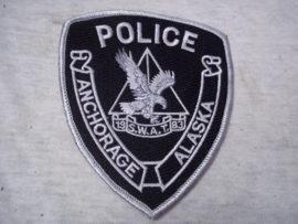 Badge, embleem, POLICE Anchorage Alaska