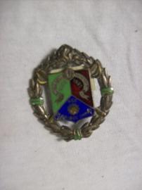 Badge legion Etrangere, vreemdelingen legioen, geen R nummer