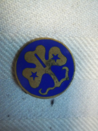 Scouting, pin badge. padvinders speld.