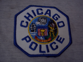 Badge, embleem Chicago Police.