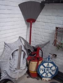 Brand bestrijdingsitem, gebruikt bij heidebranden.