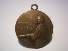 Swiss medal 1914-1918, Zwitserse mobilisatie medaille