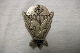 French para badge, Franse borsthanger 1e RCP