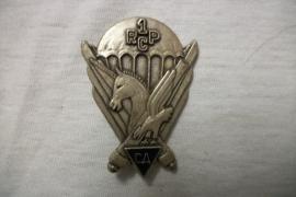 French para badge, Franse borsthanger 1e RCP