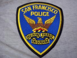 Badge embleem San-Francisco Police.