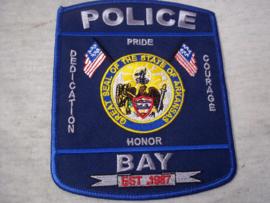 Badge embleem Arkansas Police Bay.