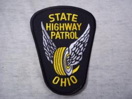 Badge, embleem State Highway patrol OHIO
