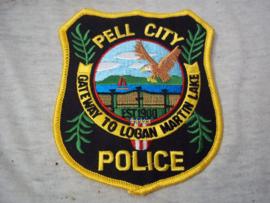 Badge, embleem Police Pell City