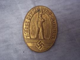 Duitse Tinnie HJ Hitler- Jugend 1. FEST DER JUGEND JUNI 1933