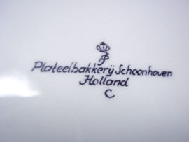 Remembrance plate of the former Dutch political prisoners. Wandbord Ex- politieke gevangenen 1945- 1995