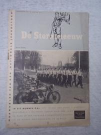 Nederlands maandblad DE STORMMEEUW, uitgave voor de Jeugdstorm.