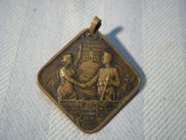 Swiss medal 1914,